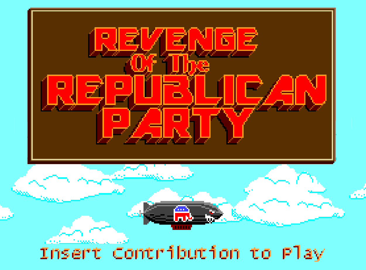 Revenge of the Republican Party